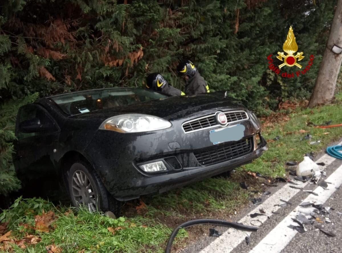 Incidente a Bagnolo di Lonigo-2