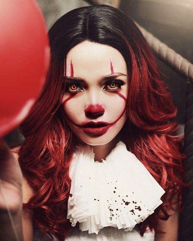 Makeup Halloween-3
