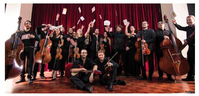 Orchestra FCM CARTE