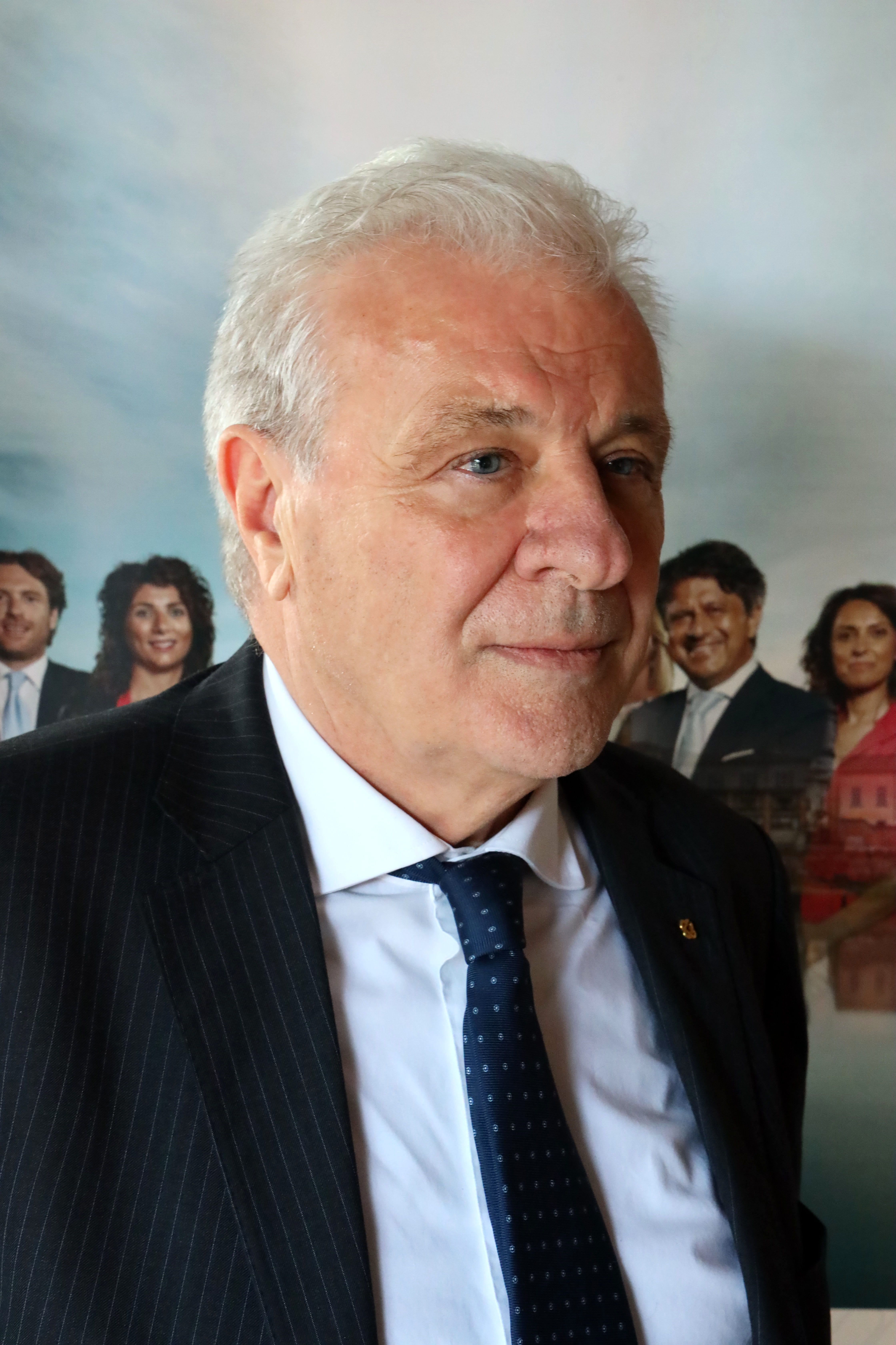 Giuseppe Maino - presidente Iccrea-2