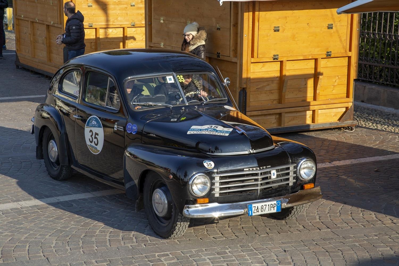 Margiotta-Bertieri, vincitori della classifica assoluta Coppa Giulietta Romeo e del Trofeo Nicolis-2