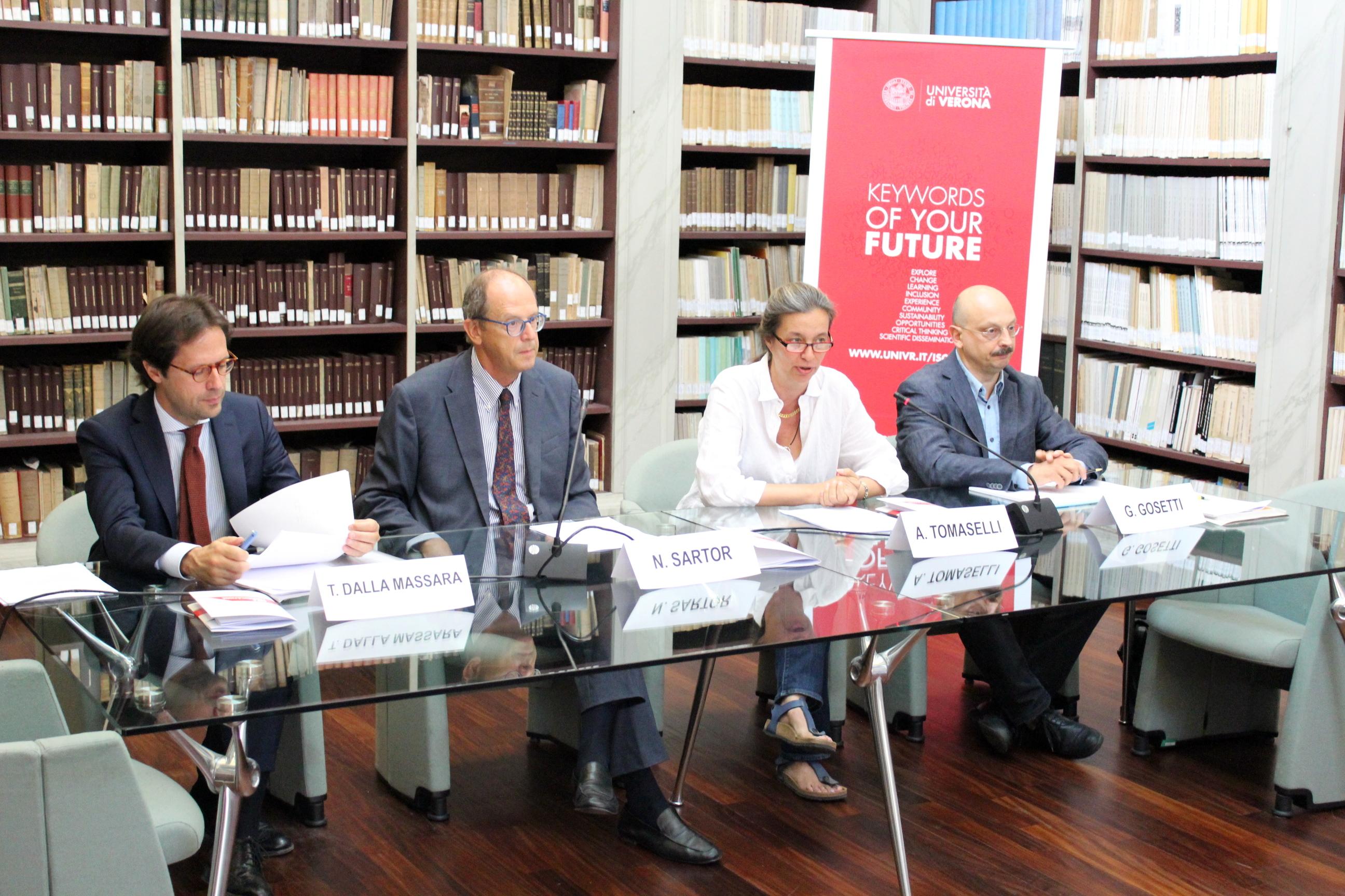 Calendario Didattico Univr Economia.Universita Di Verona Le Novita E Le Informazioni Utili Sul