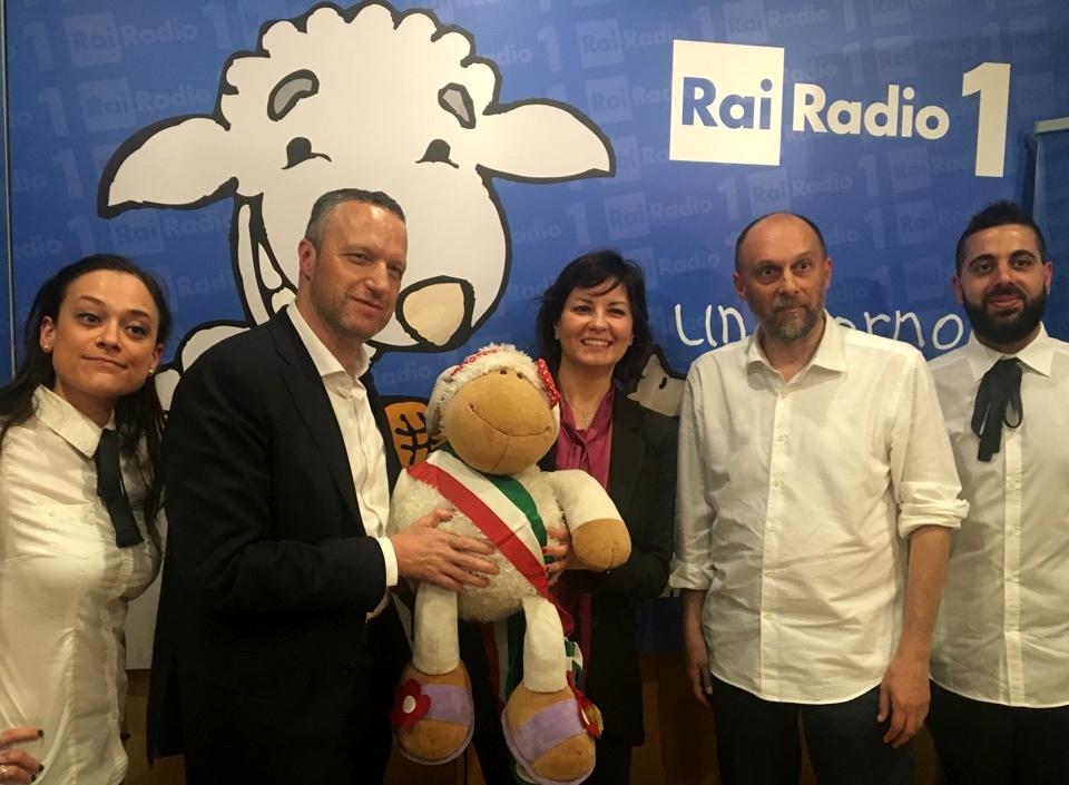 F.Tosi e P.Bisinella Ugdp Rai Radio1-4