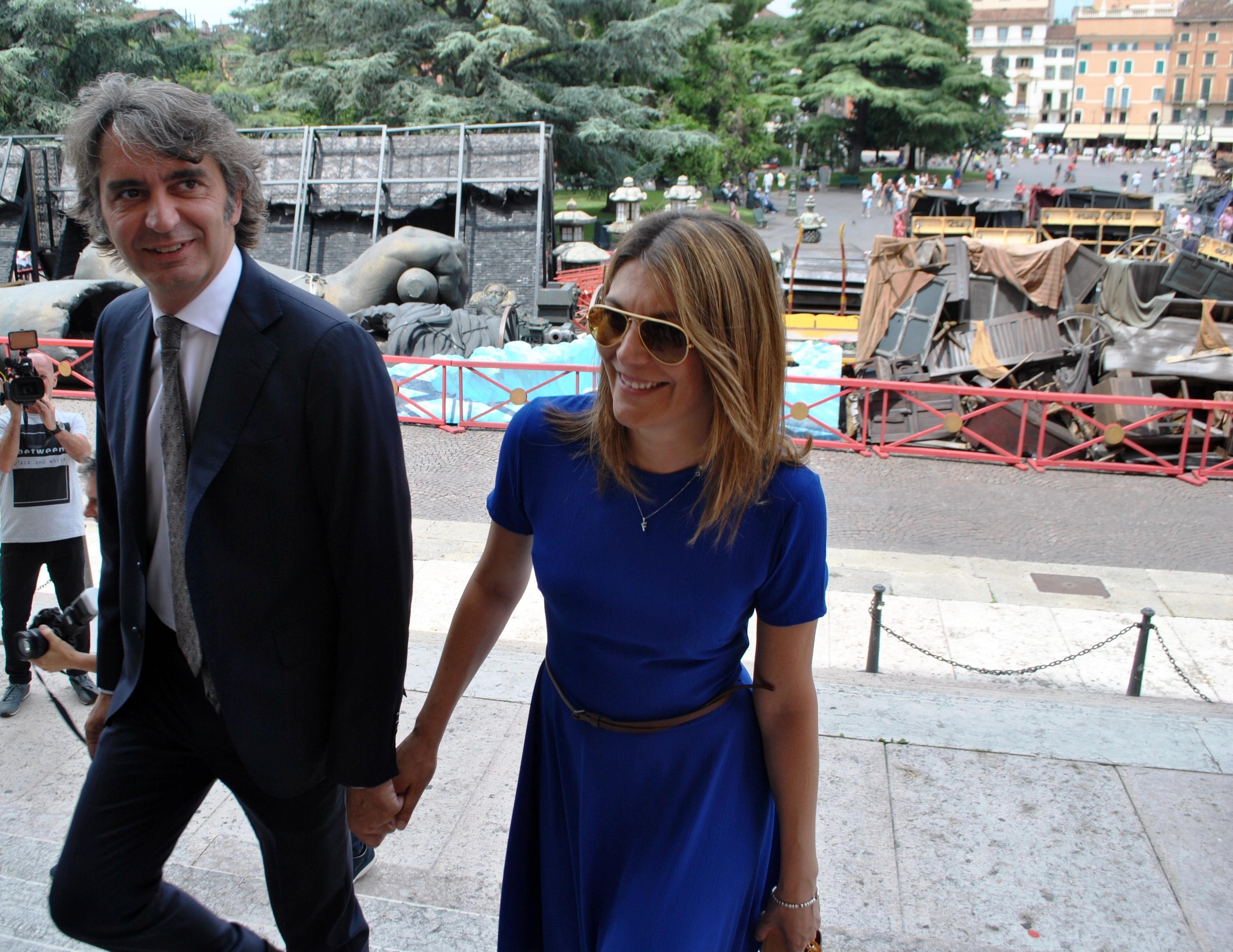 Neo_Sindaco_Sboarina_con_la_moglie-2