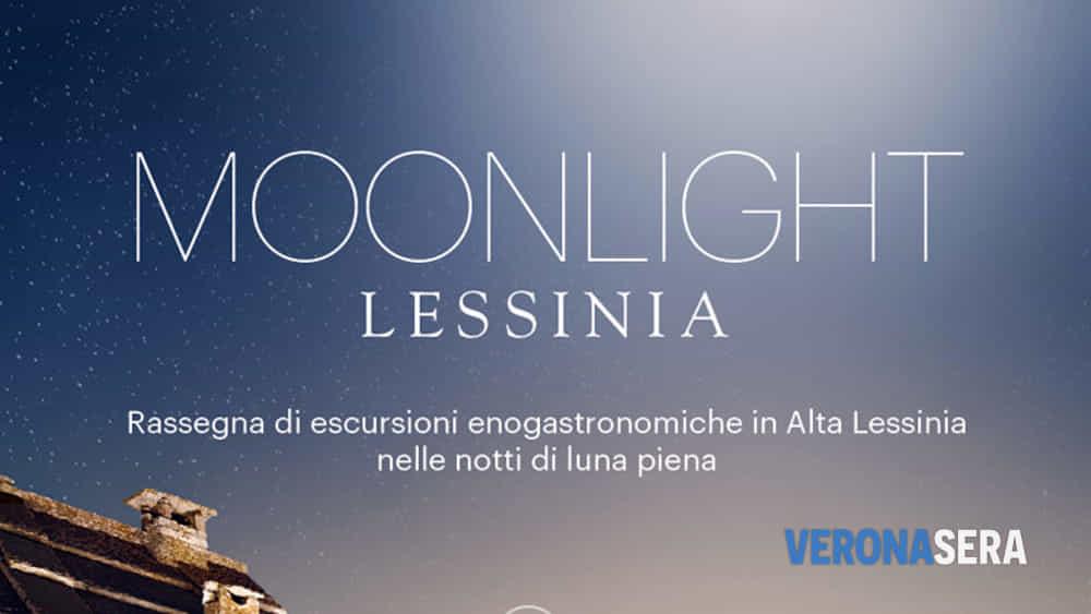 una notte di luna sulla cima dell'altopiano-2