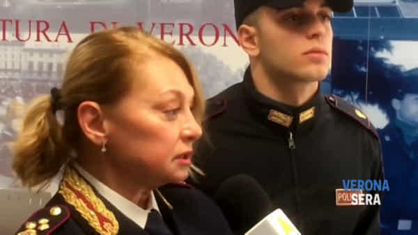 Furto al supermercato: l'intervista alla dott.ssa Anna Capozzo della questura di Verona