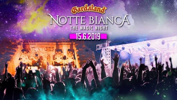 The magic night, è in arrivo la fantastica notte bianca di Gardaland 2019