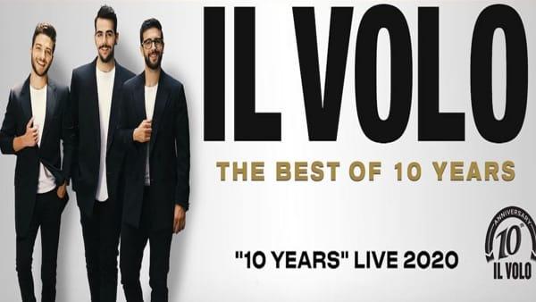 Il Volo festeggia dieci anni di musica con un doppio concerto all'Arena di Verona