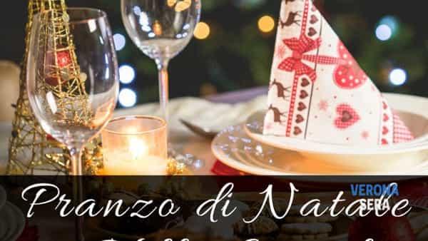Pranzo di Natale a Villa Cariola