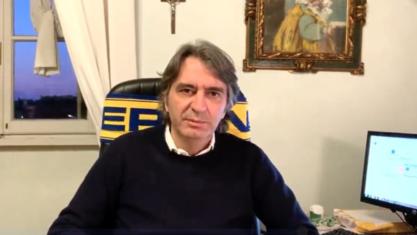 Il sindaco Sboarina ai veronesi: «Salute pubblica è bene primario, aiutatemi a garantirla»