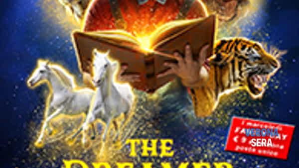 A San Giovanni Lupatoto lo spettacolo «The Dreamer» dell'American Circus