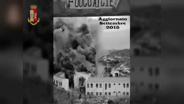 Digos: arrestato a Cerro Veronese 40enne anarchico ed esperto di esplosivi