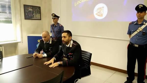 Castelnuovo, in tre rapinano turisti a Campanello. Due fermati dai carabinieri