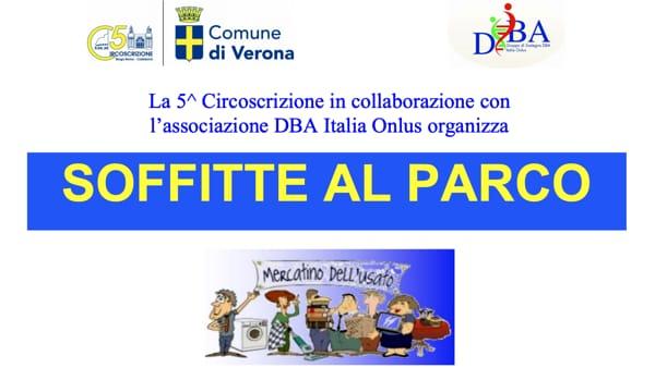 """""""Soffitte al Parco"""", mercatino dell'usato a Verona"""