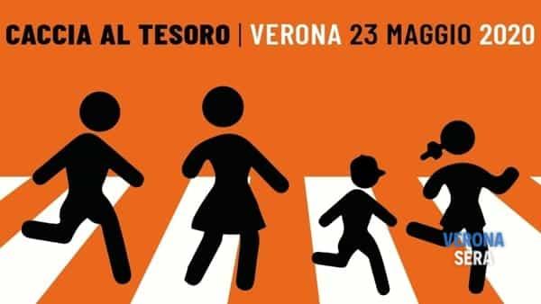 A Verona una caccia al tesoro per grandi e piccini