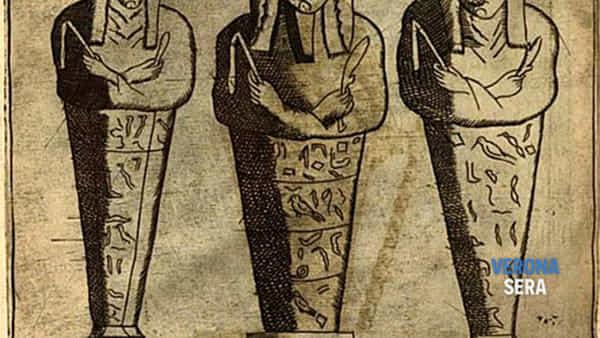 Domenica 7 maggio una visita guidata alla scoperta di Verona egizia