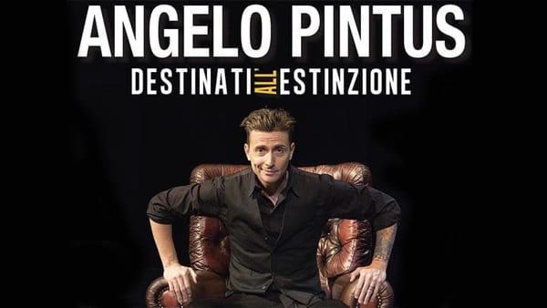 Al Teatro Filarmonico di Verona il nuovo spettacolo di Angelo Pintus