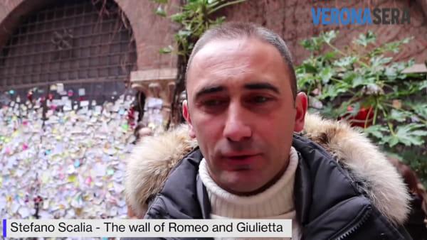 The Wall of Romeo and Giulietta: il famoso muro veronese in formato digitale