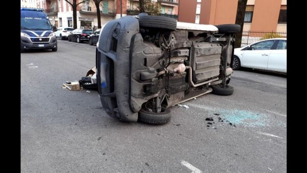 Incidente a Ponte Crencano