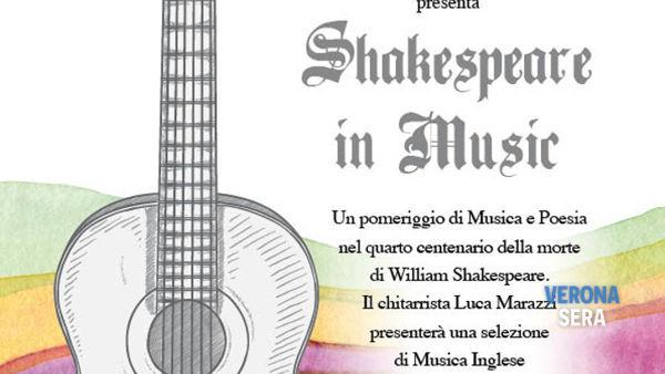 """Concerto """"Shakespeare in music"""": pomeriggio di musica e poesia all'Abbazia di Villanova di San Bonifacio"""