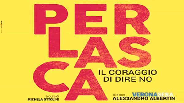 """Al Teatro Capitan Bovo in scena lo spettacolo """"Perlasca - Il coraggio di dire no"""""""