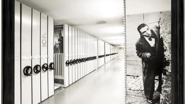 I caveau dei grandi musei italiani fotografati da Mauro Fiorese in mostra alla Gam di Verona