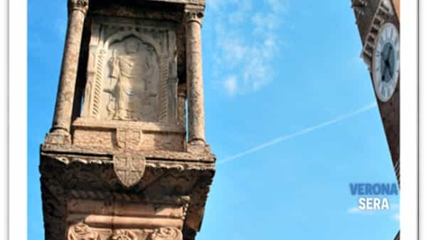 Alla scoperta di capitelli e lapidi lungo le vie della città di Verona