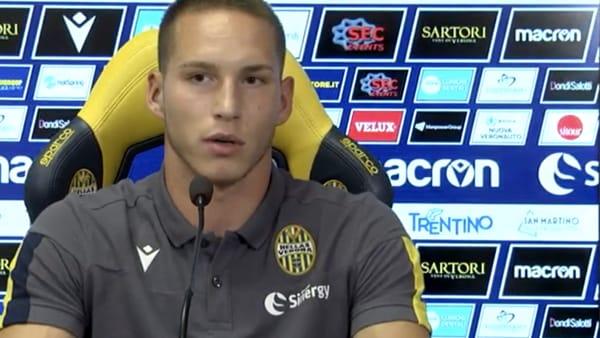 """Il """"portierone"""" Radunovic: «A Verona per restare in A». Preso anche Koray Günter"""
