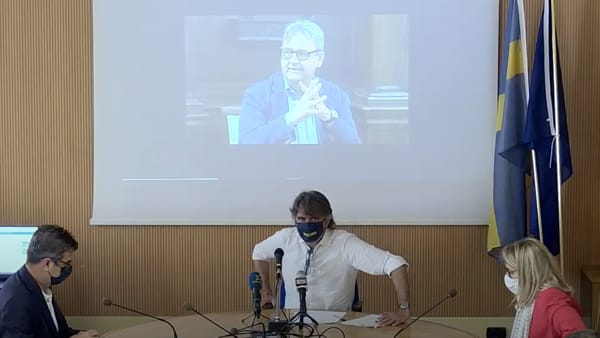 """L'annuncio del sindaco: riparte il progetto voluto da Stefano Bertacco """"Ci sto? Affare fatica!"""""""