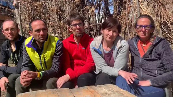 Scialpinisti veronesi bloccati in Tagikistan dall'emergenza Coronavirus