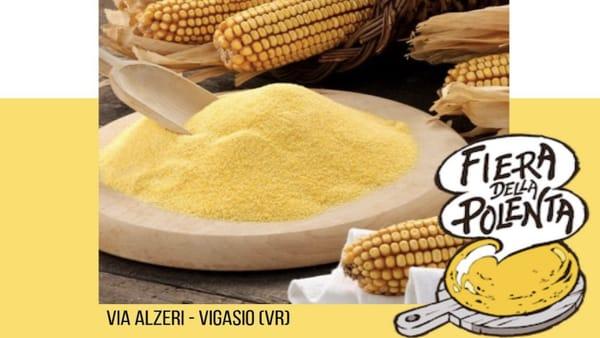 """La 23esima edizione della """"Fiera della polenta""""a Vigasio"""