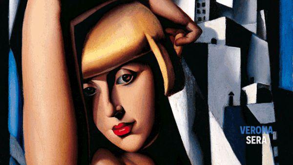Mostra di Tamara de Lempicka al museo Amo di Verona dal 20 settembre