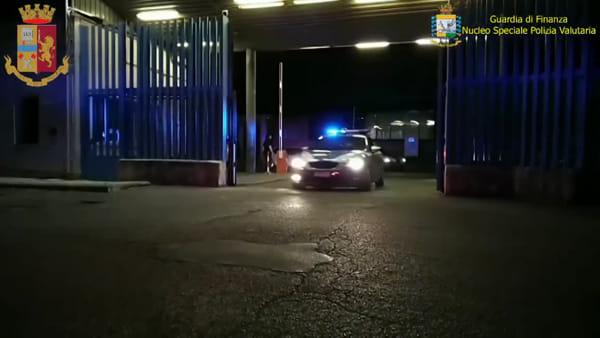 """Camorra, """"affari di famiglia"""" dei Senese: 28 arresti. L'operazione arriva a Verona"""