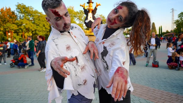 Musica e adrenalina per l'Halloween Party di Gardaland