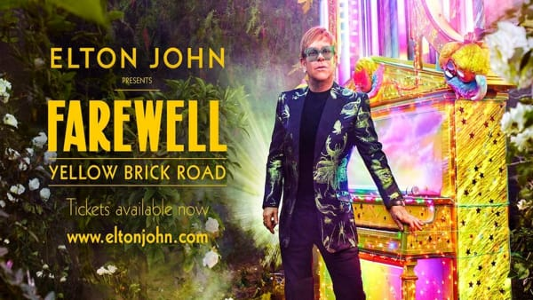Farewell Yellow Brick Road Tour: Elton John live in Arena per due concerti imperdibili