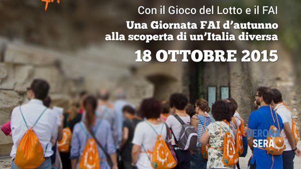 Con FAImarathon domenica 18 ottobre per scoprire un'Italia diversa!