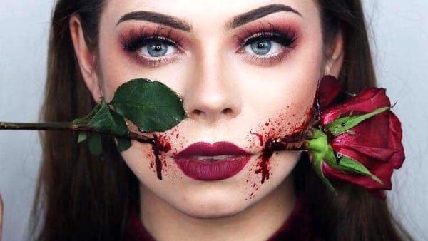 Makeup Halloween-2
