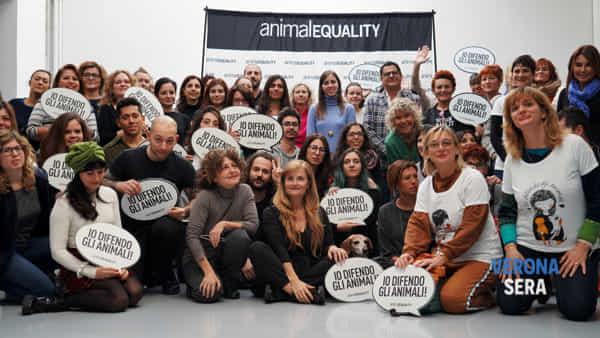 Incontro con Animal Equality a Verona