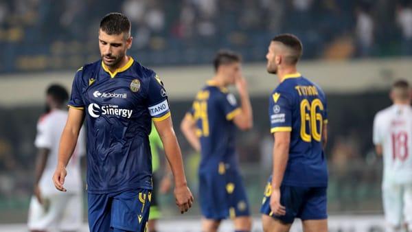 Hellas Verona, è una sconfitta che brucia: «Il risultato non ci rende merito»