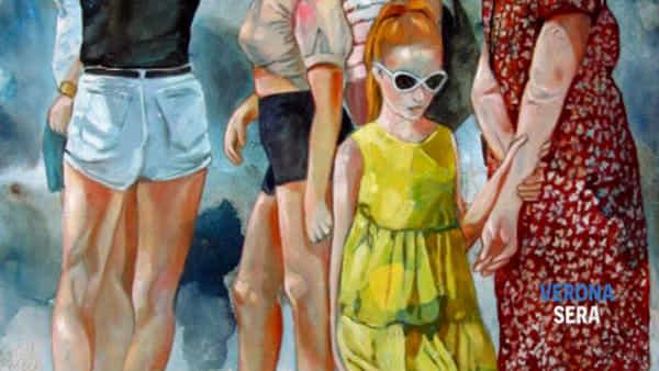 """A Verona la mostra personale di Mara Isolani  """"Dimensione viaggio"""""""