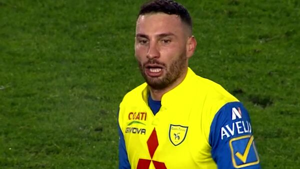 Francesco Margiotta | Chievo Verona - Reggina