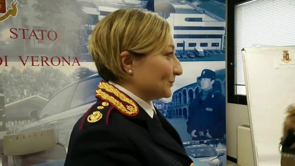 Nella questura di Verona è arrivato un nuovo medico: Annamaria Fiorillo