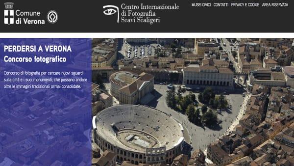 """""""Perdersi a Verona"""", ilconcorso fotografico promosso dalCentro internazionale di fotografia"""