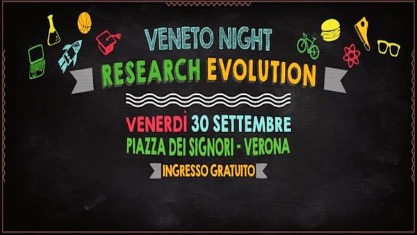 Research Evolution, il 30 settembre in piazza dei Signori la notte universitaria della ricerca