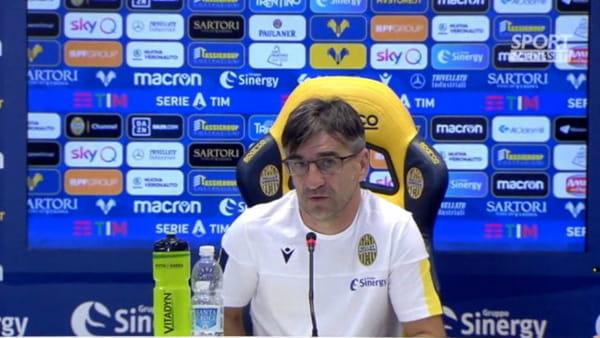 Il Verona si gode la vittoria sulla Samp, Juric: «Sono contento, 3 punti importanti»