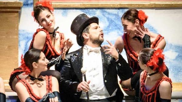"""""""La Vedova Allegra"""" in scena al Teatro Salieri per Capodanno"""