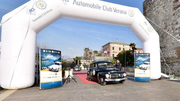 La coppia Margiotta-Bertieri su Volvo vince la Coppa Giulietta&Romeo