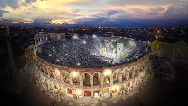 Calendario Arena Verona 2020.Pronte A Partire Le Vendite Dei Biglietti Per Arena Opera