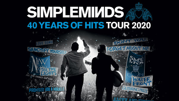I Simple Minds in concerto all'Arena di Verona festeggiano 40 anni di carriera