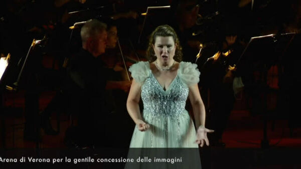 "Le ""Stelle dell'Opera"" all'Arena di Verona: il video del concerto"
